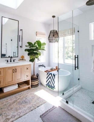 Inspiring Bathroom Renovation Tradesman lat3