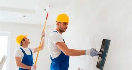 Renovation Tradesman Plastering Services mobile
